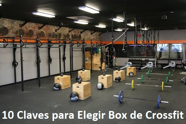claves elegir crossfit box