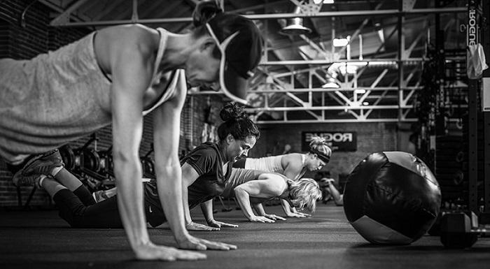 rutinas wod crossfit entrenamiento principiante