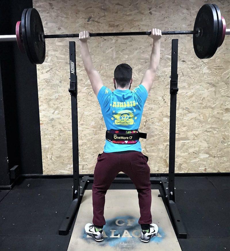 Beneficios de Entrenar con Cinturón en CrossFit