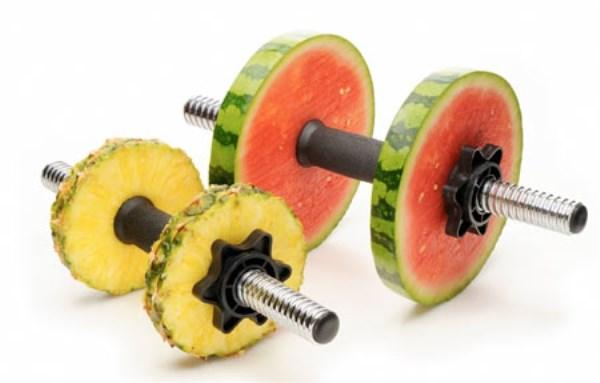 La fruta, alimento clave en el crossfit