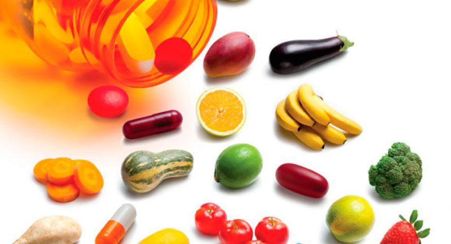Los suplementos deben complementar a una alimentación saludable