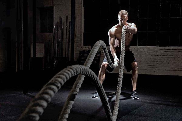 Busca la manera de mantener la motivación en el crossfit