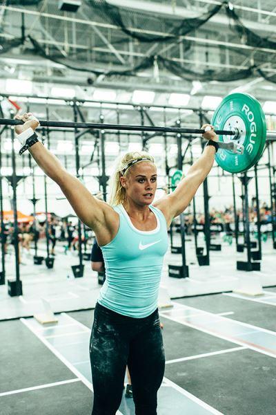 Sara Sigmundsdottir es una de las atletas más importantes del mundo - Chicas CrossFit