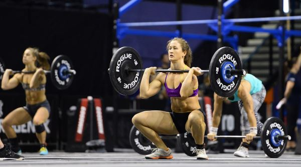 Tia-Clair Toomey es una gran mujer crossfitera australiana - Chicas CrossFit