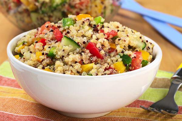 Consume quinoa si practicas CrossFit
