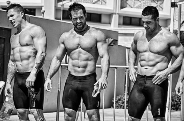 No se comprende que los crossfitters no pierden peso, sino que lo ganan con el músculo