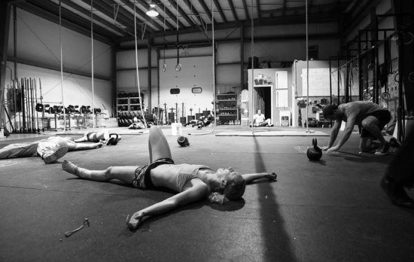 Nadie suele entender que practicando CrossFit se sufre mucho más que en un gimnasio