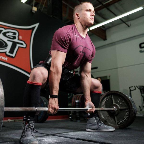 Utiliza las espinilleras para prevenir lesiones de piernas en CrossFit