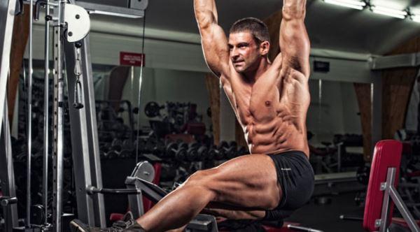 Controla tus movimientos a la hora de hacer abdominales