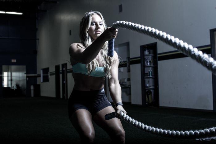 Divertirte con cada ejercicio te motivará en todo el entrenamiento