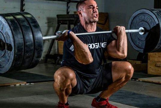 Combinar halterofilia y CrossFit