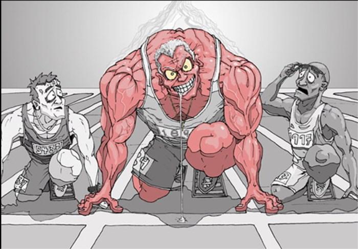 ¿Qué pasa con el dopaje en el CrossFit?