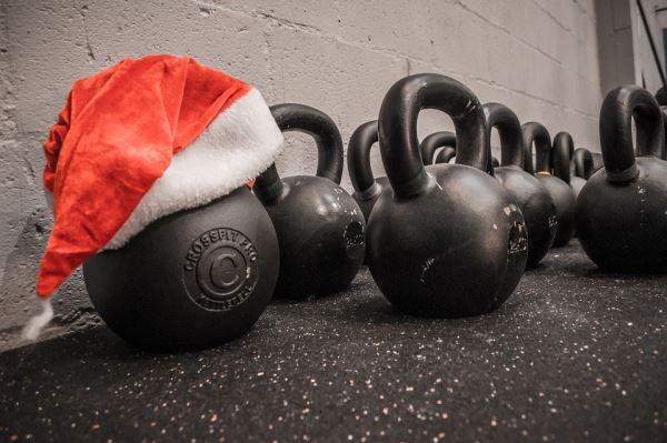 Practica el CrossFit para combatir los excesos de la Navidad