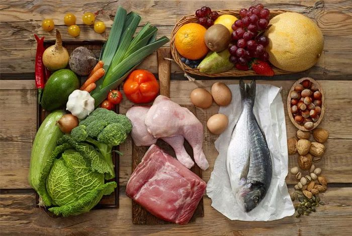 Alimentacion paleo crossfit