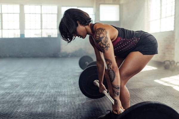Gana fuerza y tonifica tu cuerpo - CrossFit para mujeres