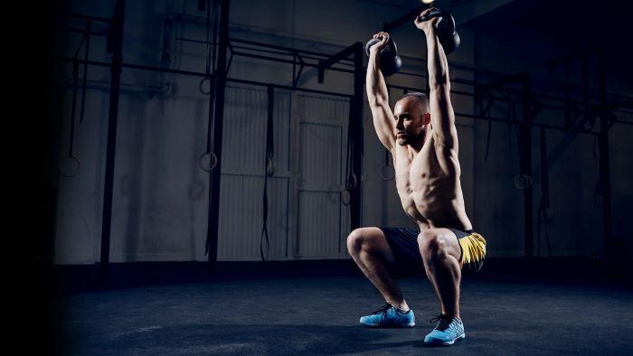 Mejora tus condiciones físicas al empezar a practicar CrossFit