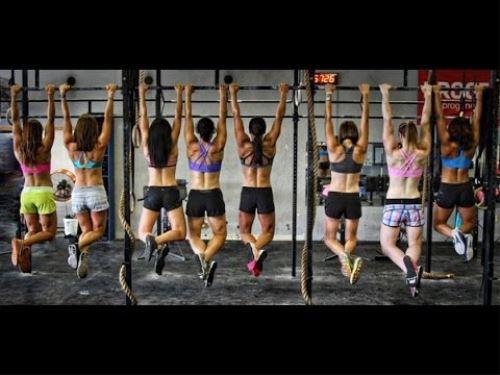 La técnica es fundamental para los principiantes en CrossFit