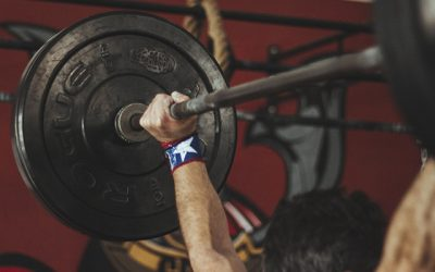 Ejercicios de strongman para crossfitters