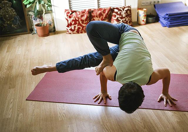 flexibilidad en crossfit