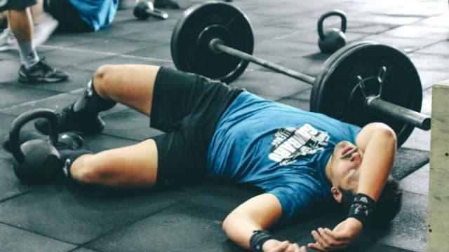 La fatiga en Crossfit: ¿Estás comiendo suficiente?