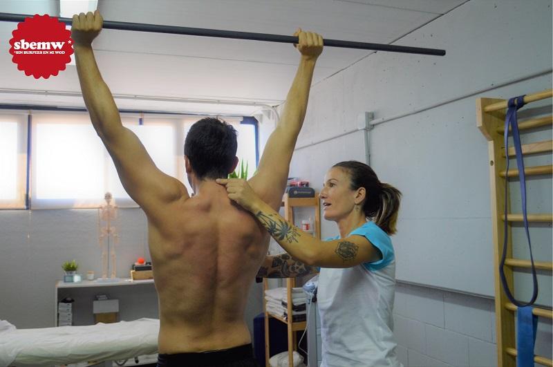 Esther lopez fisio reeducacion postural SBEMW