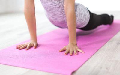 Combinar Crossfit con Pilates