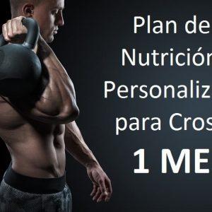 Plan nutrición personalizado SBEMW 1 Mes