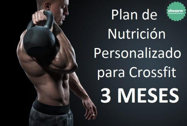 Plan nutrición personalizado SBEMW 3 Meses