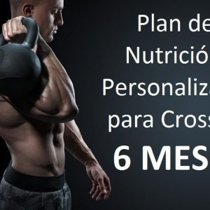 Plan nutrición personalizado SBEMW 6 Meses