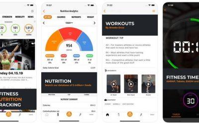 6 Apps de Crossfit para Entrenar en cualquier sitio