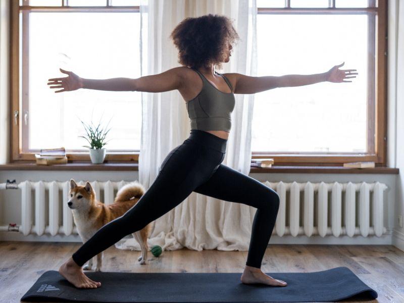 Cómo mentalizarte para entrenar en casa
