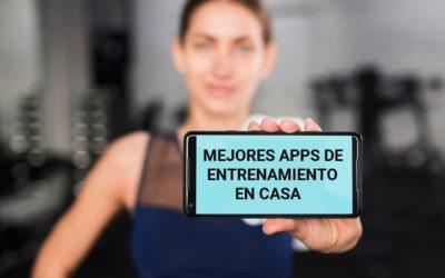 Las 12+1 mejores apps de entrenamiento que puedes usar en casa