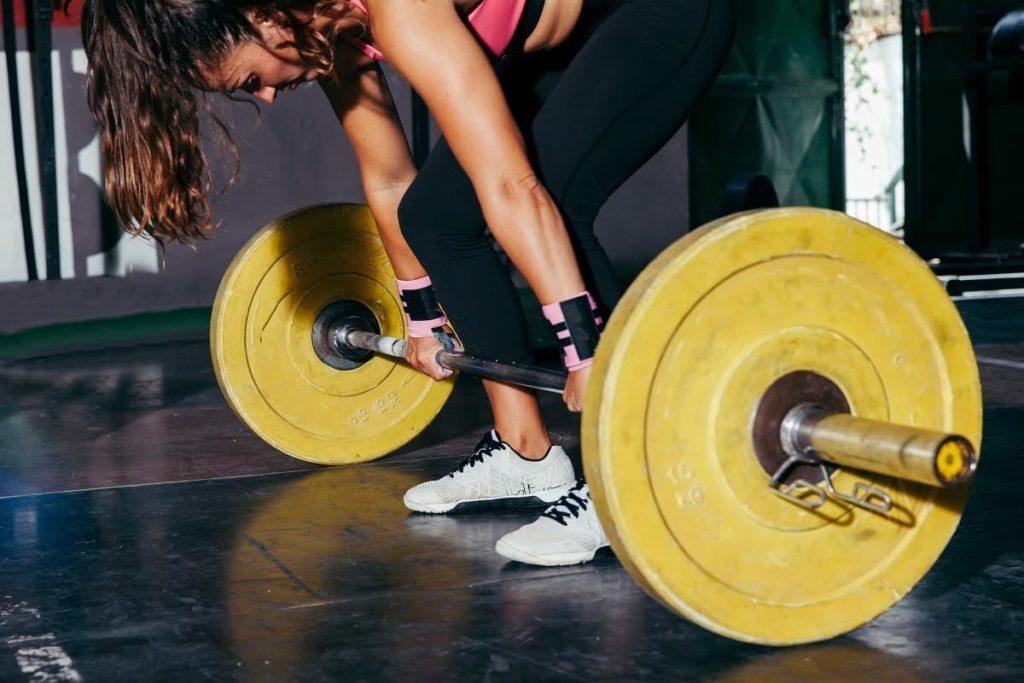 quitar miedo levantar pesas SBEMW