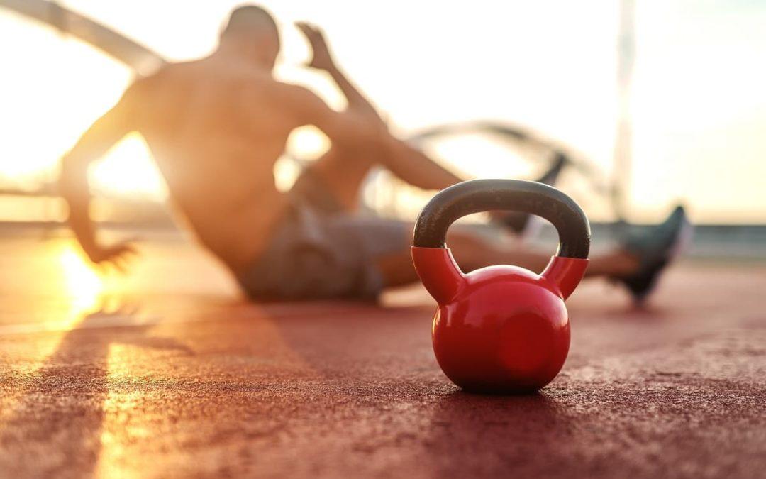6 Ideas para entrenar CrossFit en un parque fácilmente