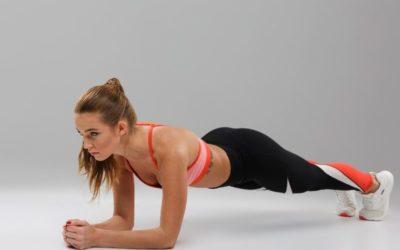 Ejercicios para entrenar tus abdominales