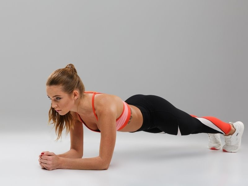 Ejercicios para entrenar los abdominales